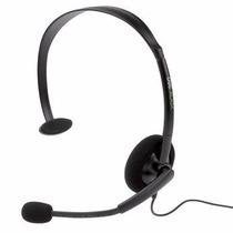 Acessório Headset C/ Fio Microsoft Xbox 360