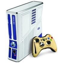 X-box 320gb C/ Kinect Star Wars Edição Limitada