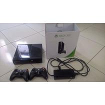 Xbox 360 Xkey Super Slim + 2 Controles + Live Gold + Jogos!!