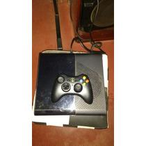 Xbox 360 Edição Exclusiva Travado Usado