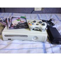 Xbox 360 Jasper 512mb Controle + 10 Jogos + Acessórios