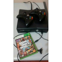 Xbox 360 Na Caixa + Gta 5