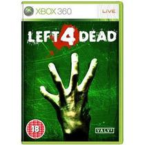 Left 4 Dead Original ( Japones ) Leia