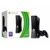 Xbox 360 Slim Travado + 1 Jogo + Joga Online