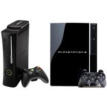 Xbox 360 Slim E Ps3 Fat Branco