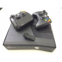 Console Xbox 360 Completo Com Jogos Fifa Forza Battlefield