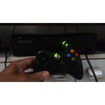 Xbox 360 Slim 4gb + 10 Jogos Em Disco Ou Hd 500gb