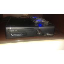 Xbox 360 Com Vários Assesorios