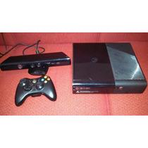 Xbox 360 250gb + Kinect + 1 Controle + 7 Jogos(pouco Usado)