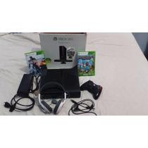 Xbox 360,bloqueado,kinect,250 Gb,46 Jogos