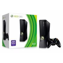 Xbox360 Desblquead Jtag3.0 + 10 Jogos + Kit Bateria + Hdmi