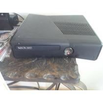 Xbox 360 4gb Travado Com Kinect Mais 10 Jogos