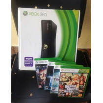 Xbox 360 + 10 Jogos