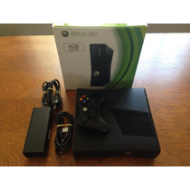Xbox360 Slin 4 Gb