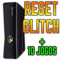 Xbox 360 Slim 4gb Rgh Jtag + 2 Controles + Kinect + Hd 500gb