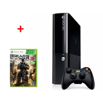 Video Game Xbox 360 Super Slim 4gb Super Slim + 1 Jogo