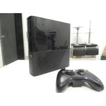 Xbox 360 Ultra Slim 4gb + Hdmi 2 Controles Ltu Usado