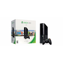 Xbox 360 4gb - 1 Controle S/ Fio + 1 Jogo Peggle 2