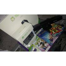 Xbox 360 500gb 25 Jogos + Kinect Brinde***
