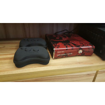 Xbox 360 Le Gears Of War 3 320gb + 2 Controles Top
