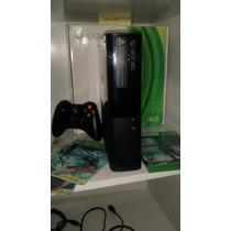Xbox Super Slim + Kinect Varios Cds+ Garantia
