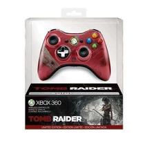 Controle Xbox 360 Wireless Tomb Rider Edition