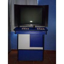 Bancada Arcade Pc & Xbox - Seminova (vendo Ou Troco)