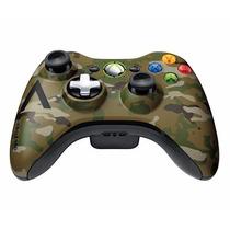 Controle Xbox Wireless Camuflado Microsoft Serie Limitada