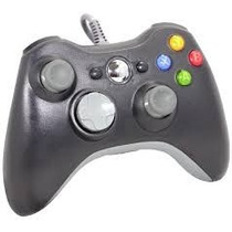 Controle Pc E Xb 360 - Manete Joystick Pc Tipo Xb 360