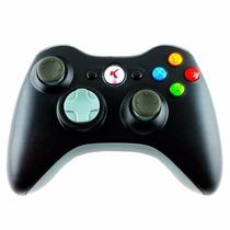 Controle Xbox 360 Wireless Original Knup 5122 Sem Fio Novo