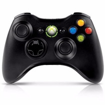 Controle Original Xbox 360 Sem Fio Wireless Preto #confira!