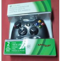 Controle P/ Xbox 360 Sem Fio Original Oficial Microsoft Novo