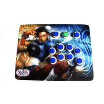 Controle Arcade Xbox 360 + Fliperama + Sem Fio + Wi-fi