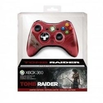 Controle Wireless Tomb Raider Lit. Edition - Xbox 360