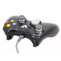 Controle Xbox 360 Pc Fio Joystick Xb 360 E Pc - Manete Xbox