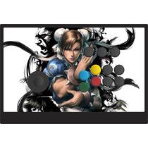 Controle Arcade Xbox 360 / Pc Coman. Nacional + Botões Sanwa