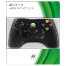 Controle Xbox360 Wireless Original Microsoft Pronta Entrega