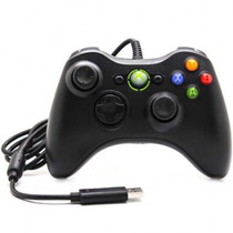 Controle Video Game X-box 360 Xbox Pc Notebook Usb Com Fio