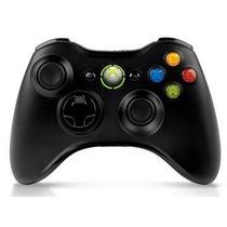 Controle Sem Fio Xbox 360 - Novo E Na Caixa