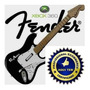 Guitarra Fender Rock Band Guitar Hero Xbox 360 Original