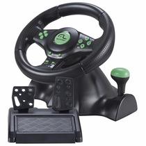 Joystick Volante 3 Em 1 Para Xbox 360 Ps2 Ps3 Pc Multilaser