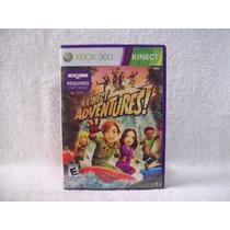Jogo Xbox 360 Kinect- Kinect Adventures