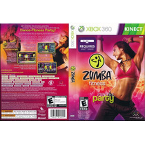 Zumba Fitness Join In The Party Para Xbox 360 Kinect