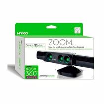 Zoom Nyko Kinect Xbox 360 - Pouco Espaço Para Jogar