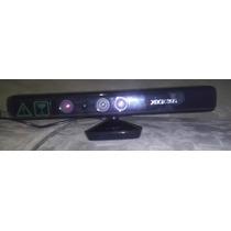 Sensor Kinect Xbox 360 + Jogo Kinect Adventures + 1 Jogo