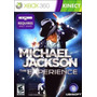 Michael Jackson The Experience Game Para Xbox 360 Original