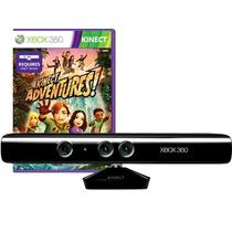 Kinect Sensor Xbox 360 Sensor Kinect + Jogo Adventures