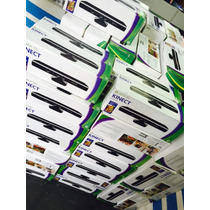 Kinect Para Xbox 360 Microsoft Original + Jogo Sports