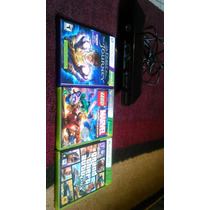 Kinect Original Xbox 360 + Gta V + Lego Marvel + Fable