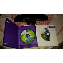 Vendo Kinect Do Xbox Com 2 Jogos Original 15 99850